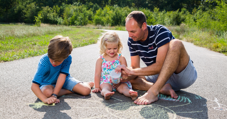 Vater-Kind-Kur | Müttergenesungswerk